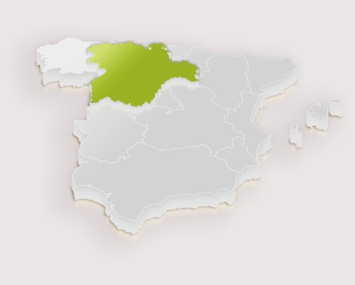 Kastylia i León