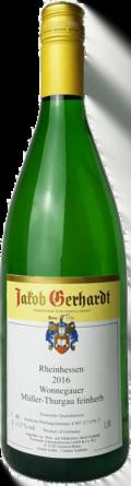 Bereich Nierstein Müller-Thurgau feinherb Deutscher Qualitätswein 2018
