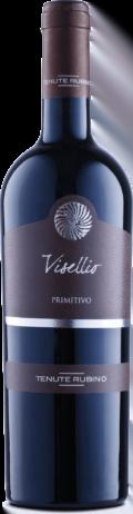 """""""Visellio"""" Primitivo IGT Salento 2016"""