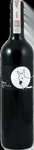 El Burro D.O. Terra Alta Black 2016