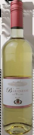Baronesse de Valẻry Vin de Pays du Gard Blanc IGP 2019