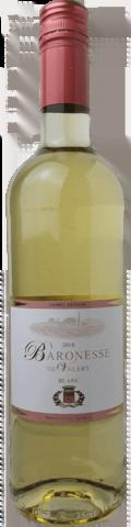 Baronesse de Valẻry Vin de Pays du Gard Blanc IGP 2018