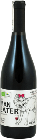 "Vino Ecológico Syrah Tinto La Loba Organic Wine ""The Man Eater"""