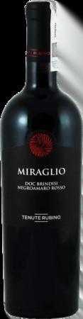 Miraglio DOC Brindisi Negroamaro Rosso 2016